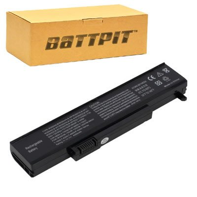 Battpit™ Laptop / Notebook Battery Replacement for Gateway M6312 (4400 mAh) promo code 2016
