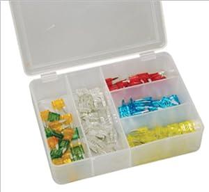 ATD Tools 382 100-Piece Mini-Care Fuse Assortment