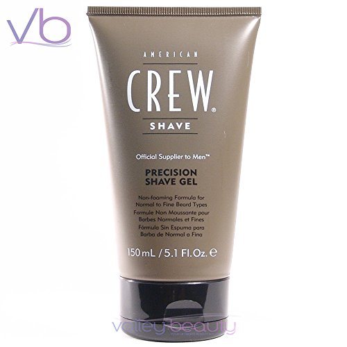 Exclusive By American Crew Precision Shave Gel 150Ml/5.1Oz