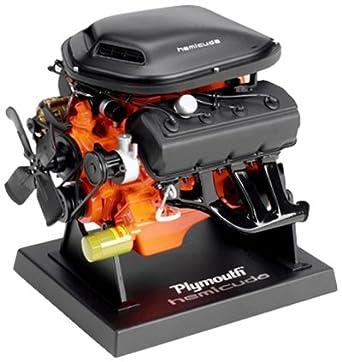 プリマス 426 ヘミクーダ エンジン