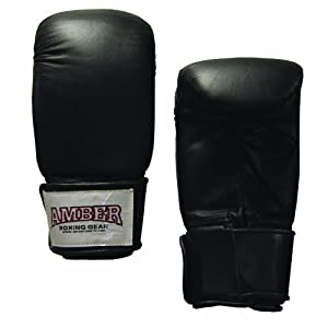 Amber Sporting Goods Ultimate Professional Bag Gloves (Medium)