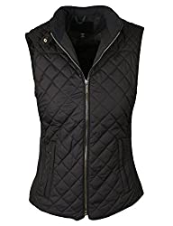 makeitmint Women's Casual Quilted Pad…