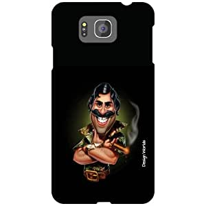 Design Worlds Samsung Galaxy Alpha G850 Back Cover - best Designer Case and Covers