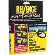 Bonide 61110 Revenge Mole & Gopher Killer-RVNGE MOLE GAS BOMB 4PK