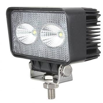 Man Friday 20W 2LED spot fonctionne Lampe Offroads Pour remorque Off Road Bateau