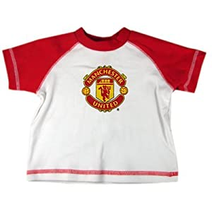 Manchester United FC Authentic EPL Baby T-Shirt - 9/12 months