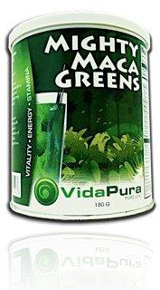 Puissant Maca Verts