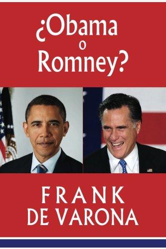 ¿Obama o Romney?
