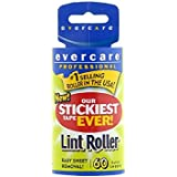 Evercare EXTRA Sticky Roller REFILL (6 PACK - 360 Sheets)