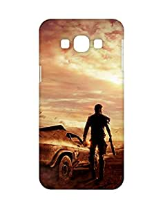 Crackndeal Back Cover for Samsung Galaxy A8
