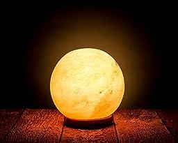 JIC Himalayan Natural Ionic Air Purifier Rock Crystal Salt Lamp #16