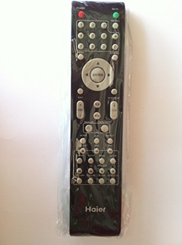 New Haier Haier Brand Tv Remote For Haier Lec19B1320 Lec22B1380 Lec24B1380 Lec32B1380 Lc32F2120 Haier Tv--Sold By Partss-Outlet Store