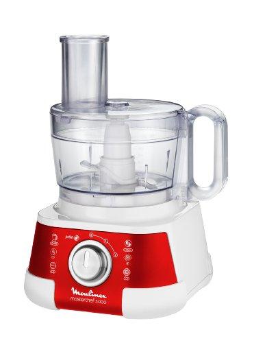 Moulinex Masterchef 5000 FP518G Robot da cucina compatto