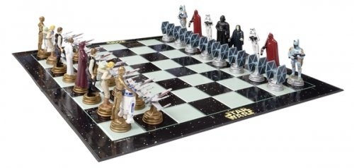 Star wars classic 3d chess set game size 17 x 17 Where can i buy a chess game