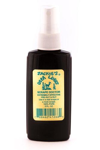 Best Buy! Jackies Deer Lures Scrape Doctor Sprayer, 2-Ounce