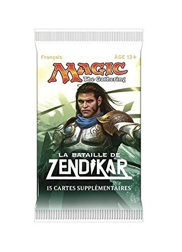 Wizard of the Coast Magic l'assemblée - Booster Bataille de Zendikar VF