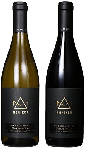 Moniker Wine Estates 90+ Points Mixed Pack, 2 X 750 Ml