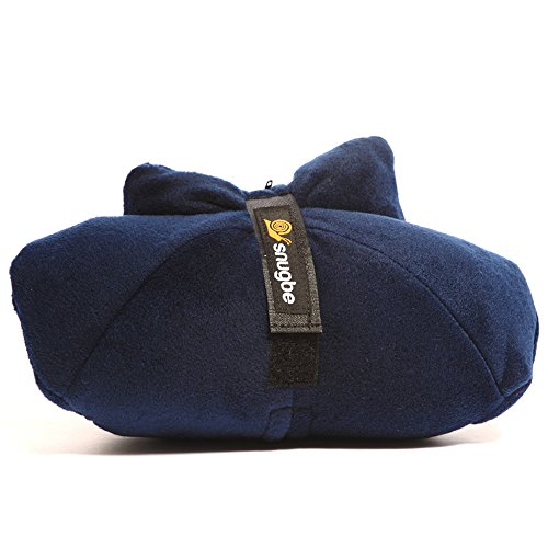 snugbear-luxury-travel-pillow-firm-snug-natural-head-support-on-plane-train-coach-car-navy