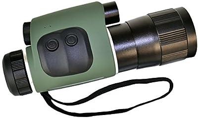 Luna Optics High-Resolution Wide-View Night Vision Monocular 5x LN-NVM5-HR
