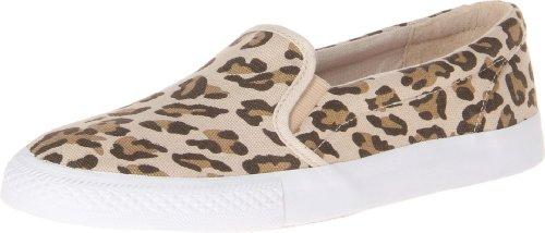 Betsey Johnson Women's Amira Slip-On Loafer,Leopard,7 M US