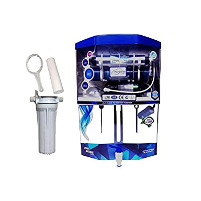 Florentine Falcon 14 stage RO+UV+Alkaline+Minerals Water Purfier With **(1 Year Warranty And Free Installation)**