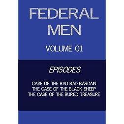 Federal Men - Volume 01