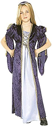 Juliet Costume: Girl's Size 12-14