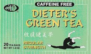 Goto Tea Dieter'S Green Tea (Regular Strength)