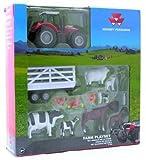 Massey Ferguson Farm Playset