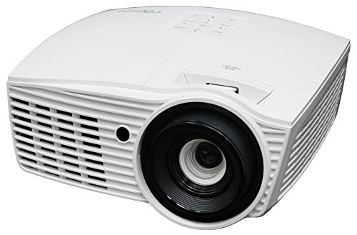 Optoma W415 Full 3D WXGA 4500 Lumen DLP Projector with Vertical Lens Shift, 15,000:1 Contrast Ratio and RJ45 for LAN Control