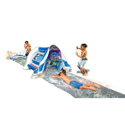 Banzai Infinity and Beyond 3-D Water Slide