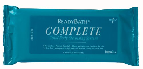 Ready Bath Wipes front-557167