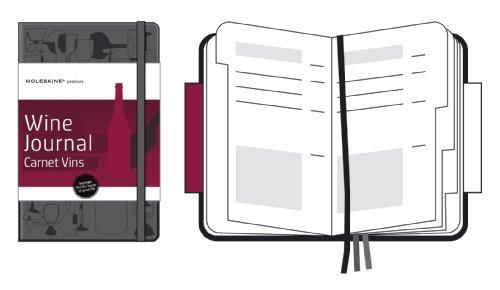 Moleskine Passion Notebook: Wine (Moleskine Srl) (Moleskine Passions)