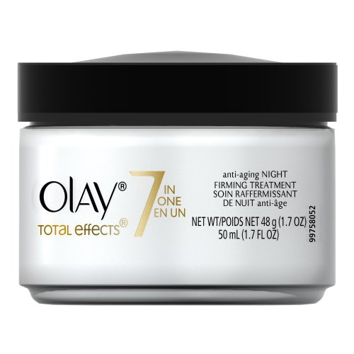 Olay Total Effects Anti-Aging Night Firming Treatment - 1.7 Fl Oz