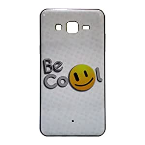 Taringo24h Designer Silicon Back Cover Be Cool for Samsung Galaxy On5