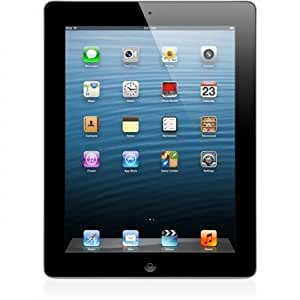 Apple iPad with Retina Display MD510E/A (16GB, Wi-Fi, Black) NEWEST VERSION
