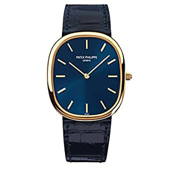 Patek Philippe Golden Eclipse Men's 18K Yellow Gold Watch - 3738/100J-012