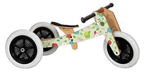 Wishbone Design Studio Limited Edition Apple-a-Day 3-in-1 Bike by Wishbone Design Studio