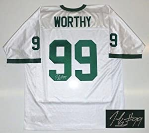 Jerel Worthy Signed Michigan State Spartans Jersey by Sports+Memorabilia