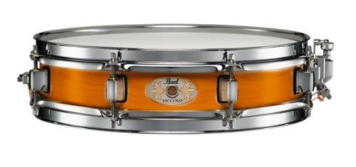 pearl-m1330114-maple-piccolo-snare-drum-6-ply-liquid-amber
