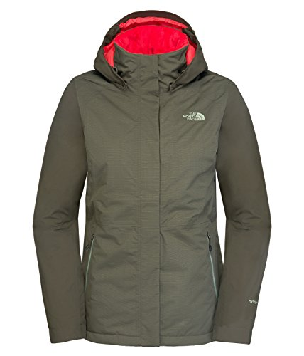 The North Face Inlux Insulated Jacket - New Taupe Green