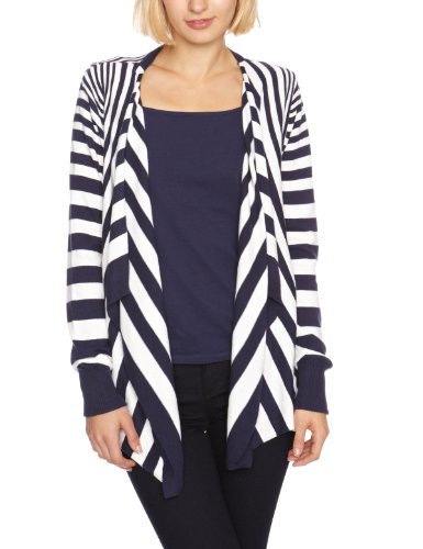 Henri Lloyd Hilary Women's Knit Stripe Drape Cardigan
