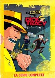 El Show De Dick Tracy : La Serie Completa DVD Boxset Spanish