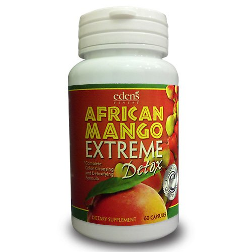 African Mango Extreme Detox - Complete Colon Cleansing and Detoxifying Formula