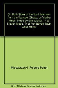 Popular Holocaust Warsaw Ghetto Books