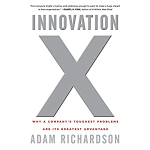 Innovation X Audiobook
