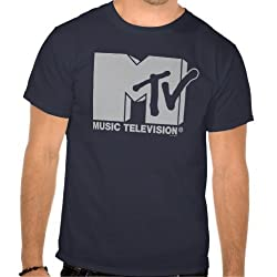 MTV: Grey Logo Tee - Guys