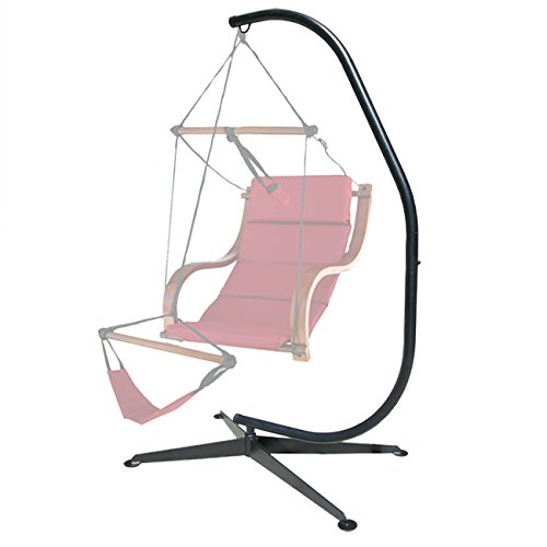 ... Choice Products® Hammock C Stand Solid Steel Construction Hammock Air  Porch Swing Chair New $199.95 $50.42 ...