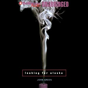 Looking for Alaska Audiobook