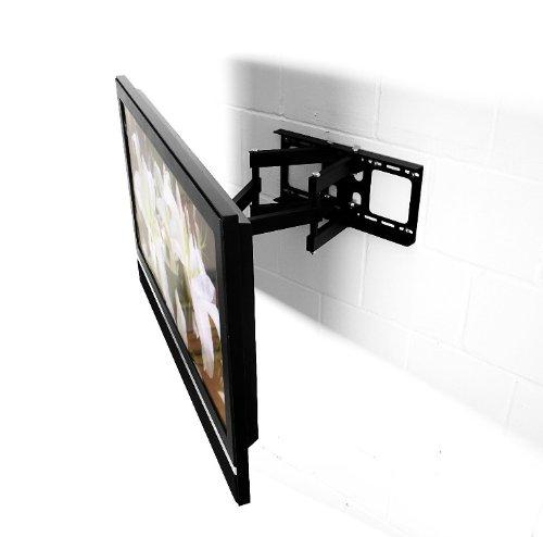 extrem stabile led lcd plasma wandhalterung halterung fernseher flachbild flachbildschirm slim. Black Bedroom Furniture Sets. Home Design Ideas
